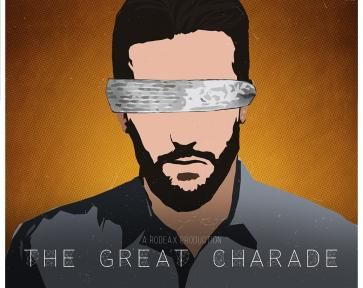 The Great Charade poster